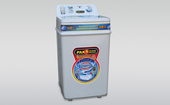 Pak Plastic Body Washing Machine PK-700 Price