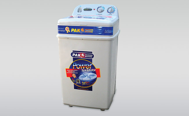 Pak Plastic Body Washing Machine PK-710 Price