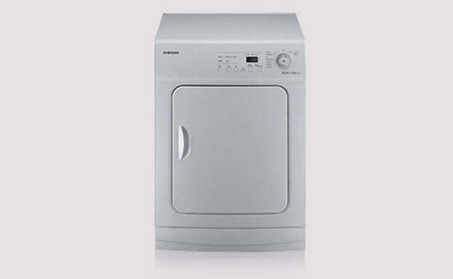Samsung Dryer Picture