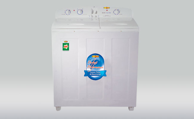 Super Asia Crystal Wash SA-250