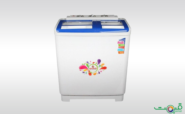 Toyo Dual Tub Semi Automatic Washing Machine